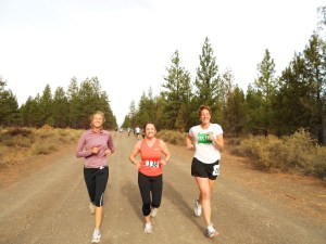 Marathoners from Bend's 2011 Marathon