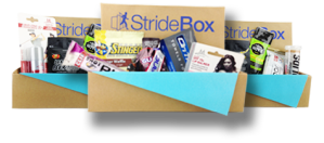 StrideBox boxes