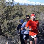 Mastondon 10-ish Mile Trail Race.  Photo: Cory Smith